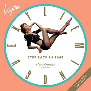 KYLIE MINOGUE-STEP BACK IN TIME: THE DEFINITIVE COLLECTION (LTD COLOURED)