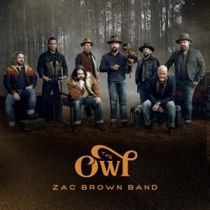 ZAC BROWN BAND-THE OWL (VINYL)