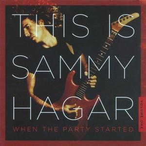 SAMMY HAGAR-THIS IS SAMMY HAGAR: WHEN THE