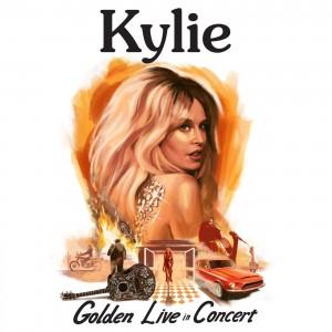 KYLIE MINOGUE-GOLDEN - LIVE IN CONCERT