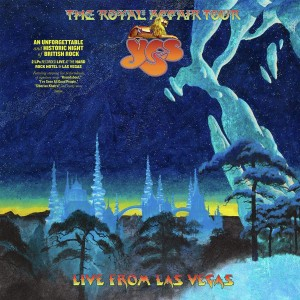 YES-THE ROYAL AFFAIR TOUR