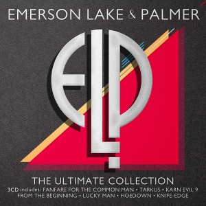 EMERSON, LAKE & PALMER-ULTIMATE COLLECTION