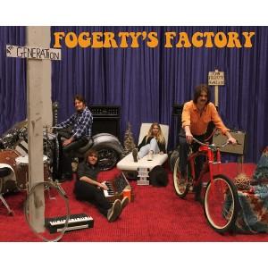 JOHN FOGERTY-FOGERTY´S FACTORY (VINYL)