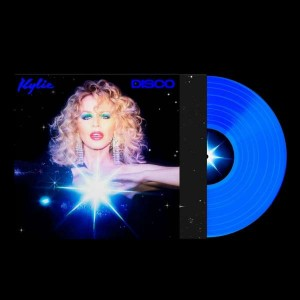 KYLIE MINOGUE-DISCO (LTD BLUE VINYL)