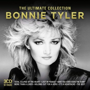 BONNIE TYLER-THE ULTIMATE COLLECTION