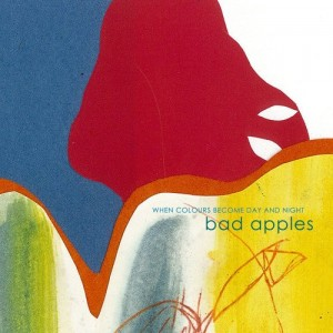 BAD APPLES -WHEN COLOURS BECOME DAY AND NIGHT