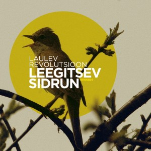 LEEGITSEV SIDRUN-LAULEV REVOLUTSIOON