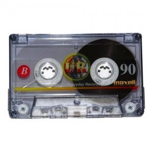 MAXELL UR-90 RECORDING CASSETTE
