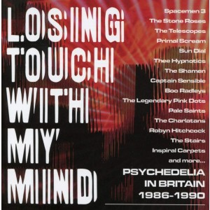VARIOUS ARTISTS-LOSING TOUCH WITH MY MIND