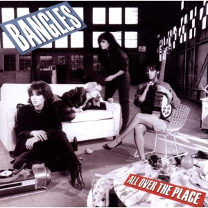 BANGLES-ALL OVER THE PLACE