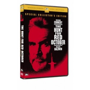 THE HUNT FOR RED OCTOBER COLLECTOR´S EDITION