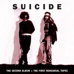 SUICIDE-SECOND ALBUM