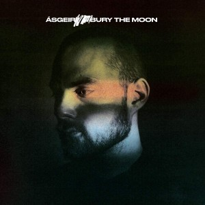 ASGEIR-BURY THE MOON (COLOURED)
