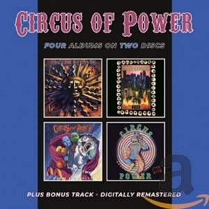 CIRCUS OF POWER-CIRCUS OF POWER