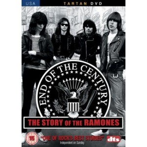 END OF THE CENTURY: STORY OF THE RAMONES (MICHAEL GRAMAGLIA