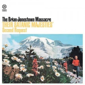 BRIAN JONESTOWN MASSACRE-THEIR SATANIC MAJESTIES