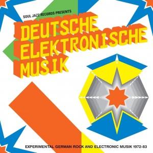 VARIOUS ARTISTS-DEUTSCHE ELEKTRONISCHE MUSIK RECORD A