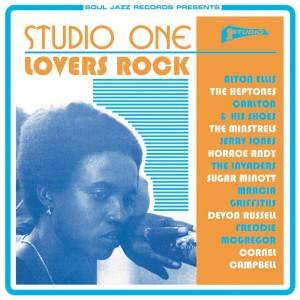 VARIOUS ARTISTS-STUDIO ONE LOVERS ROCK