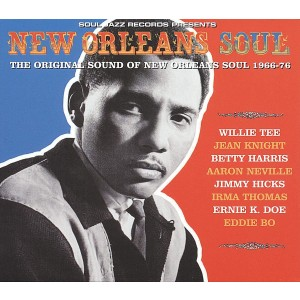VARIOUS ARTISTS-NEW ORLEANS SOUL 1966-76