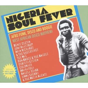 VARIOUS ARTISTS-NIGERIA SOUL FEVER