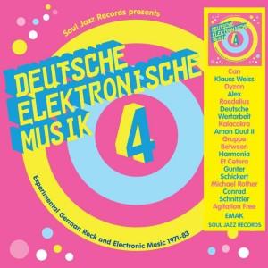VARIOUS ARTISTS-DEUTSCHE ELEKTRONISCHE MUSIK 4 (71-83)