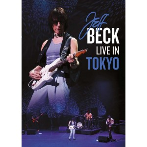 JEFF BECK-LIVE IN TOKYO