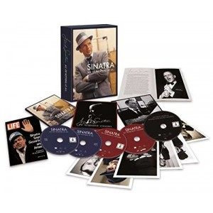 FRANK SINATRA-ALL OR NOTHING AT ALL (4DVD+CD)