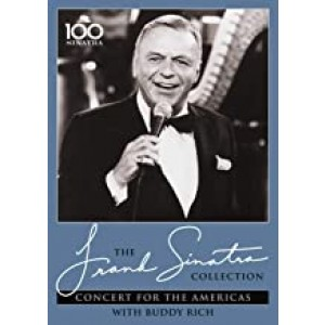 FRANK SINATRA-CONCERT FOR THE AMERICAS