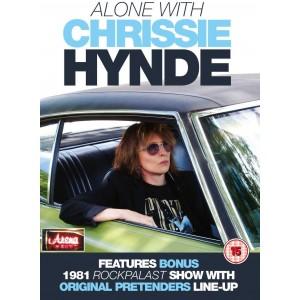 CHRISSIE HYNDE-ALONE WITH CHRISSIE HYNDE