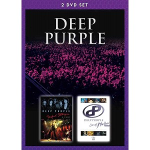 DEEP PURPLE-PERFECT STRANGERS LIVE + THEY ALL CAME DOWN TO MONTREUX: LIVE AT MONTREUX 2006