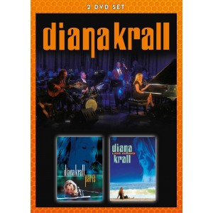 DIANA KRALL-LIVE IN PARIS & LIVE IN RIO