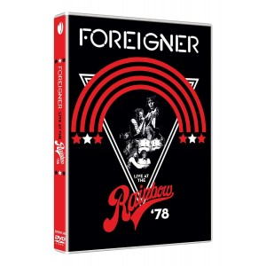 FOREIGNER-LIVE AT THE RAINBOW ´78