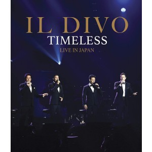 IL DIVO-TIMELESS LIVE IN JAPAN