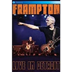 PETER FRAMPTON-LIVE IN DETROIT