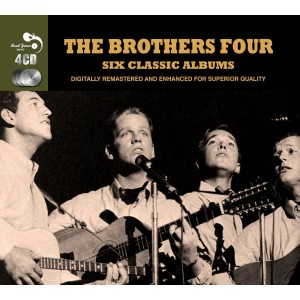 BROTHERS FOUR-6 CLASSIC ALBUMS