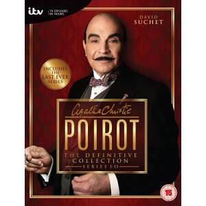 POIROT: COMPLETE SERIES 1-13
