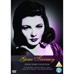 GENE TIERNEY STUDIO STARS COLLECTION