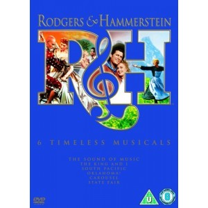 RODGERS & HAMMERSTEIN 6 MUSICALS COLLECTION