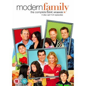 MODERN FAMILY: COMPLETE SERIES 1