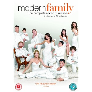 MODERN FAMILY: COMPLETE SERIES 2