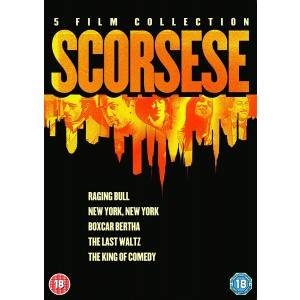 SCORSESE: 5 FILM COLLECTION