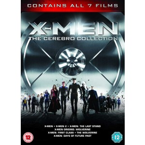 X-MEN - THE CEREBRO COLLECTION