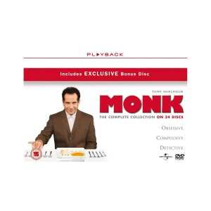 MONK-COMPLETE COLLECTION