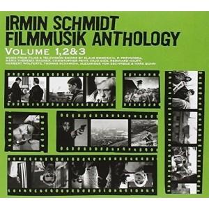 IRMIN SCHMIDT-FILMMUSIK ANTHOLOGY VOLUME 1, 2 & 3