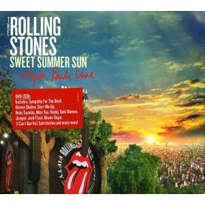 ROLLING STONES-SWEET SUMMER SUN: HYDE PARK LIVE