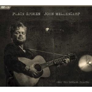 JOHN MELLENCAMP-PLAIN SPOKEN - FROM THE CHICAGO THEATRE