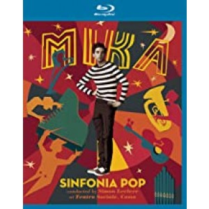 MIKA, L´ORCHESTRA SINFONICA E CORO AFFINIS CONSORT-SINFONIA POP