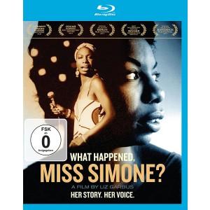 NINA SIMONE-WHAT HAPPENED, MISS SIMONE?