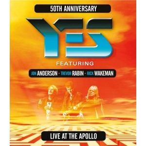 YES FEATURING JON ANDERSON, TREVOR RABIN, RICK WAKEMAN-LIVE AT THE APOLLO