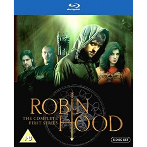 ROBIN HOOD-COMPLETE FIRST SERIES